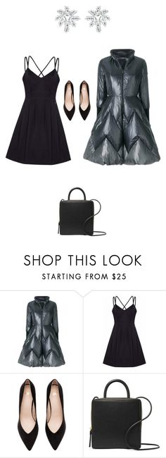 """""""Untitled #881"""" by cassidyontrapeze ❤ liked on Polyvore featuring TATRAS, Building Block and Tiffany & Co."""