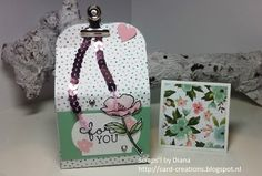 #stampin'Up! #SU #Birthday Blooms #http://card-creations.blogspot.nl/