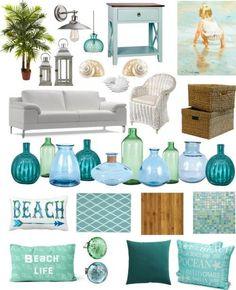 Sally Lee by the Sea | Coastal Designs from Texasdaisey Creations! | http://nauticalcottageblog.com