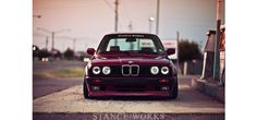 BMW E30  a car worth a look or two