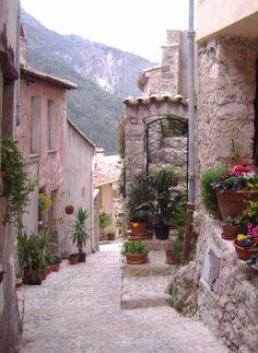 Sainte-Agnès, Provence-Alpes-Côte d'Azur