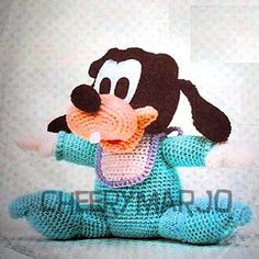 Amigurumis Cartoons - Personajes on Pinterest Crochet ...