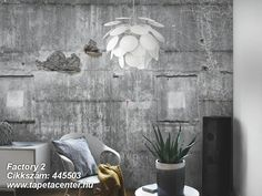 Offer textural charm to your space with the exposed, industrial Mural Broken Concrete Wallpaper from Vision Wallcoverings. Cement Walls, Concrete Wall, Concrete Jungle, Wallpaper Suppliers, Broken Concrete, Warehouse Home, Estilo Tropical, Interior Design Studio, Designer Wallpaper