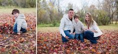 family photographer bloomer wi fall leaves christy janeczko photography
