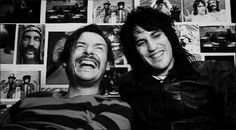 :P click it Noel and Julian, awesome comedy tag-team. Mighty Mighty, The Mighty Boosh, English Comedians, Julian Barratt, Actors Funny, Richard Ayoade, Noel Fielding, Fantasy Male, Together Forever