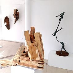 O corpo e a Forma - new exhibition at Vale do Lobo, Algarve - a group exhibition that showcases the best sculptures here at São Mamede! Don't miss it until the 3 of August!! #saomamede #sculpture #sãomamedeartgallery #Algarve #art #arte #artwork #nofilter