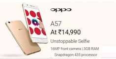appo A57 at Rs. 14,990 Shop Now