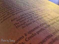 Rubrica - Dall'alba al Tramonto Emma - Jane Austen, reading, sunrise