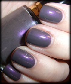Obsessive Cosmetic Hoarders Unite!: Revlon Naughty (A.K.A. Perplex) Nail Polish Pictures