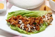Plan to Eat - Chicken Lettuce Wraps (PF Chang's Copycat) - Imaginette