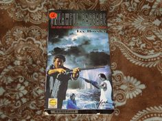 Unlawful Passage (VHS, 1995) Rare OOP HTF Saban/Lee Horsley Thrills *NOT ON DVD*
