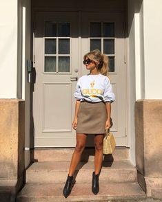 bella and her vintage bohème handbag Fashion 2020, 90s Fashion, Fashion Outfits, Womens Fashion, Classy Outfits, Casual Outfits, Cute Outfits, Moda Fashion, Mode Style