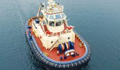 Rolls-Royce and Svitzer Demonstrate Remotely Operated Commercial Vessel | EV Meme