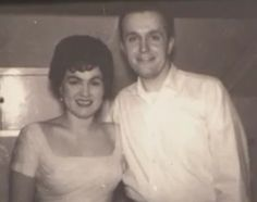 Patsy Cline with Bil Anderson