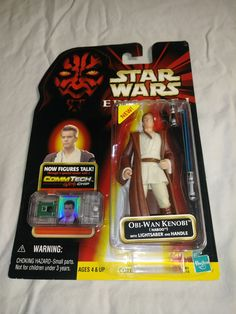 Bundle this action figure and get another action figure for half price with the same shipping! Always willing to negotiate price Obi-Wan Kenobi (naboo) with lightsaber and handle sw toys collectables vintage commtech Deadpool Action Figure, Star Wars Toys, Star Wars Collection, Obi Wan, Half Price, Lightsaber, Action Figures, Lunch Box, Handle