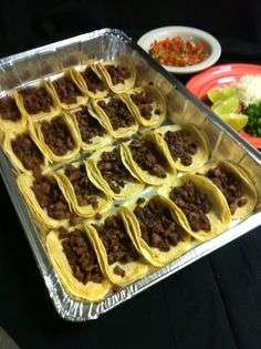 Street Taco Platter