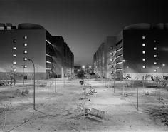 Valence, Espagne, 1998 © Gabriele Basilico