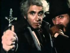 ▶ Count Dracula (1977). Directed by Philip Saville, it starred Louis Jourdan as Count Dracula and Frank Finlay as Van Helsing.
