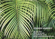 summer mark(e)t 08.07.2016 von 10:00 - 22:00 Uhr Platzwehri beim Landsgemeindeplatz, Zug stay in touch - soulgasoline.ch