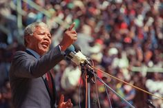 Nelson Mandela. 27 yrs in jail, anti-apartheid. Demonstrated true forgiveness of the majority.  - Great article link.