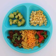 All your questons about feeding a one year old answered with a master list of food ideas for 1 year old toddlers, including a printable sample daily menu. One Year Old Foods, 1 Year Old Meals, One Year Old Baby, 1 Year Old Food, Healthy Baby Food, Healthy Lunches For Kids, Healthy Snacks, Healthy Eating, Picky Toddler Meals