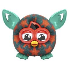 Furby Furblings Creature (Orange Stars)