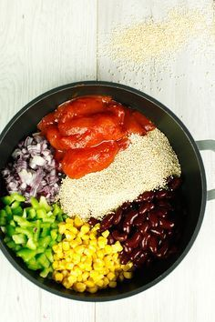 One Pot Quinoa - Berries & Passion