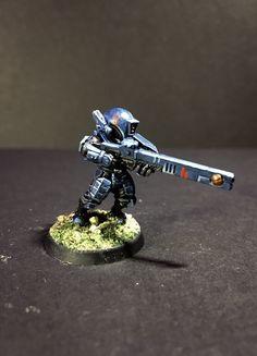 Tau empire fire warrior