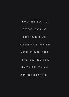Taken for-granted