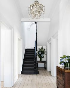Designed and built by John James Clark as his private home, it was imperative to restore and refresh the magnificent 'Clark House' with… Home Design, Decor Interior Design, Interior Decorating, Diy Decorating, Design Hotel, Design Ideas, Design Trends, Lobby Design, Decorating Websites