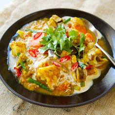 Lentil Vegetable Curry By Nadia Lim