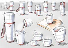Digital Sketches on Behance