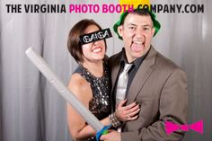 Rocktown CrossFit Christmas Party Photo Booth - www.thevirginiaphotoboothcompany.com