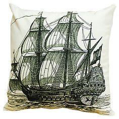 Junk Cotton Decorative Pillow Cover – USD $ 14.99