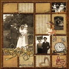 heritage layout shadowbox style by Breisling