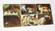 Items similar to 10 SHEETS Wonderful new Violette cute Victorian puppy dogs animals collie stickers scrapbooking envelopes card making crafts decoupage art on Etsy Retro Floral, Dogs And Puppies, Decoupage, Card Making, Collage, Victorian, Romantic, Scrapbook, Stickers