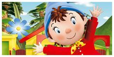 Make Way for Noddy Debuts on Sprout
