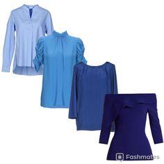 How To Wear, Shopping, Tops, Design, Women, Fashion, Moda, Fashion Styles