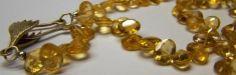 yellow quartz necklace - jewelry by Nicole Bolze ORIGINALS
