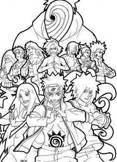 Naruto: Road To Ninja. De Kishimoto !