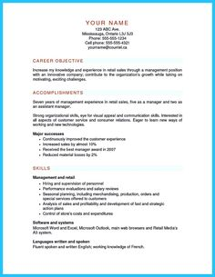 you can start writing assistant store manager resume by introducing your name and address it - Assistant Store Manager Resume