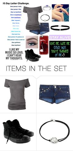 """""""Dear ex best friend..."""" by xx-catching-dreams-xx ❤ liked on Polyvore featuring art"""