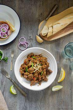 Spicy Lamb/Mutton Liver - Kaleji Masala | The Gastronomic BONG