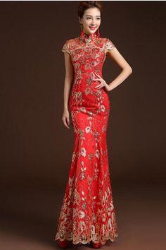 Posh Bride - #dress #cheongsams  #qipaos #weddingdress #bridalwear #asiawedding #asiaweddingnetwork