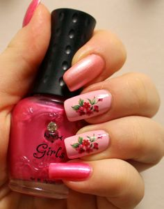 Goodly Nails: Skittlette ja siirtokuvia