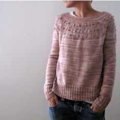 Isabell Kraemer Arwen Sweater Kit - Long Sleeved Version