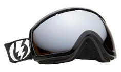 Electric Visual EG2.5 Snow Goggle, Gloss Black, Bronze/Silver Chrome by Electric. $119.00. Electric EG2.5 Goggles - Know one said it is easy being a little brother, in this case probably the best situation for any little brother, the Electric EG2.5 goggles are a smaller, little brother version of the best-selling wide vision goggle the Electric EG2, making it a perfect fit for small to medium sized faces. Crafted with performance and comfort in mind the ergonomic the...