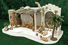 1 million+ Stunning Free Images to Use Anywhere Diy Christmas Village, Christmas Villages, Christmas Nativity, Christmas Diy, Christmas Decorations, Xmas Crafts, Valentine Crafts, Diy And Crafts, Diy Crib