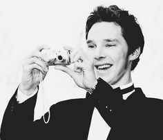 Some babybatch. Benedict Cumberbatch.