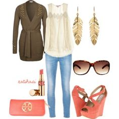 Cute Spring Summer Outfit